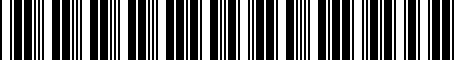Barcode for 000051541B